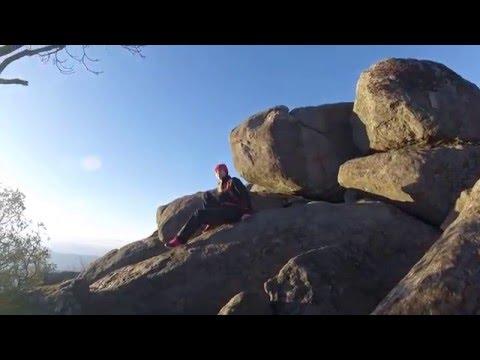 Sharp Top Mountain, Virginia 2015
