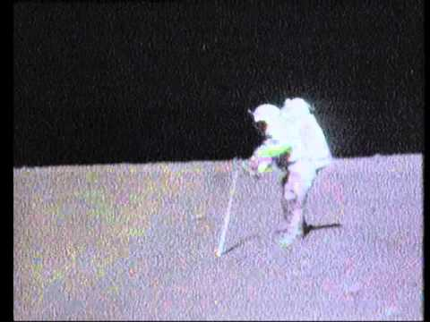 Trying to Pick Up a Hammer on the Moon