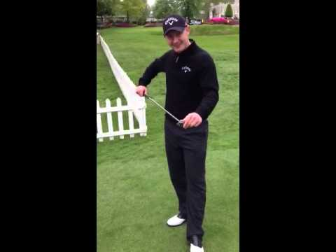 Trick Shot Wedge with Callaway Golf's Scott Henry