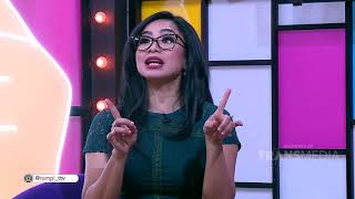 Video RUMPI - Melanie Seneng Banget Kalo Luna Maya Balikan Sama Ariel? (28/3/19) Part 2 MP3, 3GP, MP4, WEBM, AVI, FLV April 2019