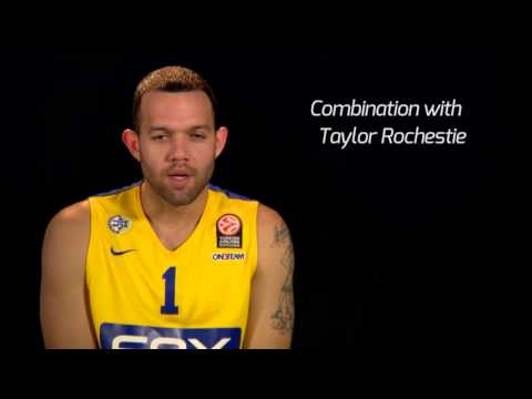 Pre-season Interview: Jordan Farmar, Maccabi FOX Tel Aviv
