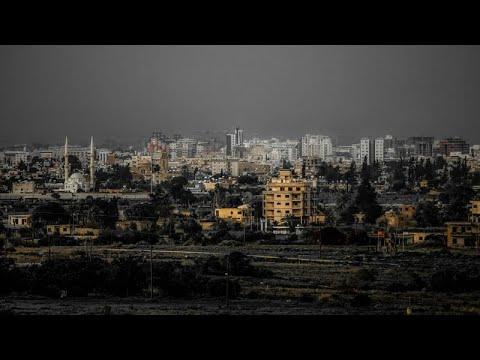 Οι Τουρκοκύπριοι «ανοίγουν» την περίκλειστη πόλη της Αμμοχώστου …