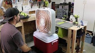 Video $100 Homemade Air Conditioner - DIY MP3, 3GP, MP4, WEBM, AVI, FLV Juli 2019