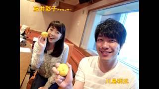 【NHKラジオ第1に生出演!】