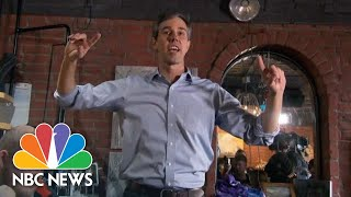Watch Beto O'Rourke's Full Remarks At First Iowa Campaign Stop | NBC News