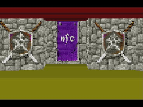 Megademo - NFC/Ninjaforce (Apple IIgs) | Mekka & Symposium 1997