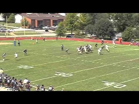 Football: Butler 89, Highland 0