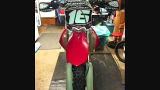 4. 2010 crf250r for sale