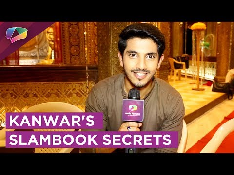 Kanwar Dhillon Aka Shiv Shares His Slambook Secret
