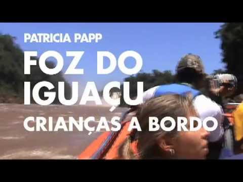 Viagem de carro com criança para Foz do Iguaçu
