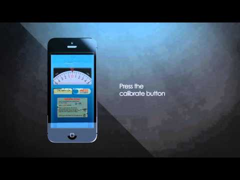 Video of Digital Scale real scale app