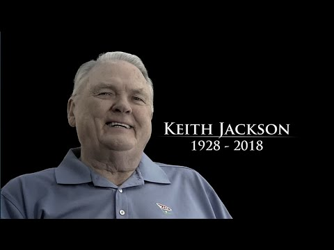 Remembering Keith Jackson