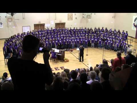 2012 Springfield Public Schools Middle School Honor Choir 6