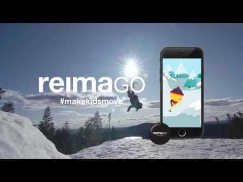ReimaGO - первый в мире сенсор активностей для детей!
