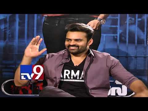Sai Dharam Tej about Ram Charan - NTR movie with Rajamouli || TV9 Excluisve (видео)