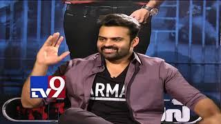 Sai Dharam Tej about Ram Charan - NTR movie with Rajamouli || TV9 Excluisve