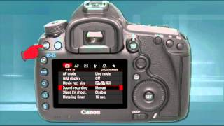 Guide Canon 5D Mark III YouTube video