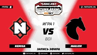 Nemiga vs Madjor Atendari (карта 1), MC Autumn Brawl, Групповой этап
