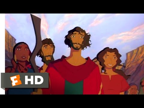 The Prince of Egypt (1998) - When You Believe Scene (8/10)   Movieclips
