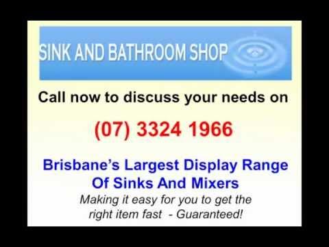 Kitchen Sinks and Bathroom Products Brisbane