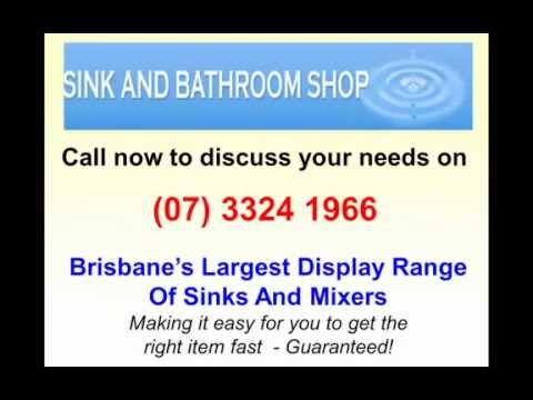 Sink and Bathroom Shop Brisbane