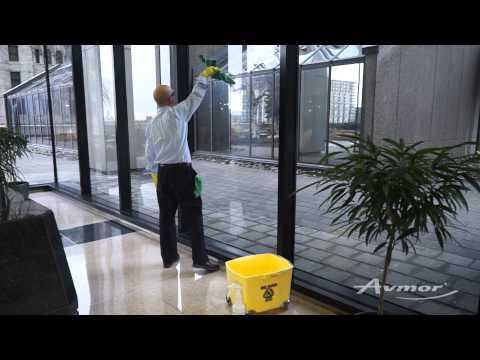 Le nettoyage des propriétés commerciales