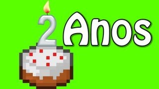 2 Anos De RandonsPlays! - Minecraft $20