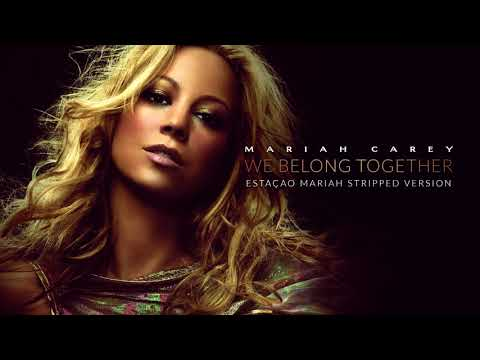 Video Mariah Carey - We Belong Together (Stripped Version) download in MP3, 3GP, MP4, WEBM, AVI, FLV January 2017