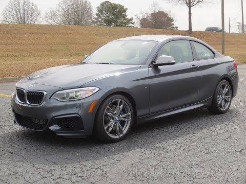 2014 BMW M235i Coupe Start Up, Exhaust, and In Depth Review