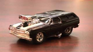 CGR Garage - '65 CHEVELLE WAGON Muscle Machines Review