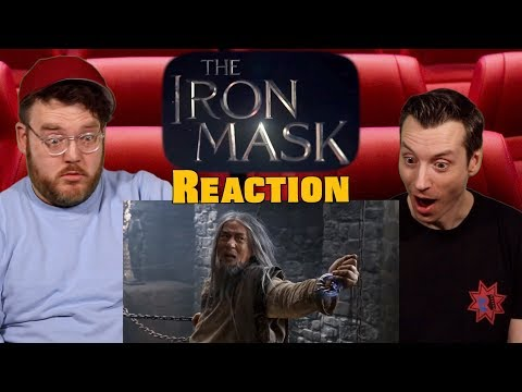 The Iron Mask Trailer (2020) - Trailer Reaction