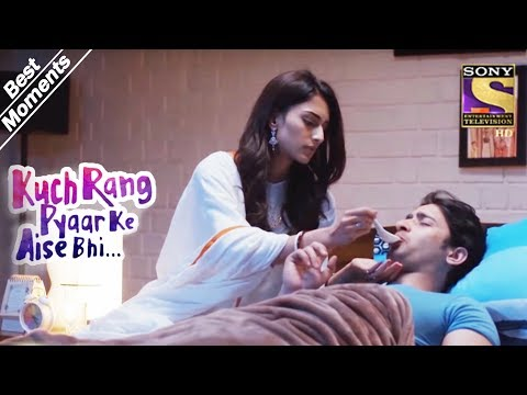 Kuch Rang Pyar Ke Aise Bhi | Sonakshi Takes Care Of Dev | Best Moments