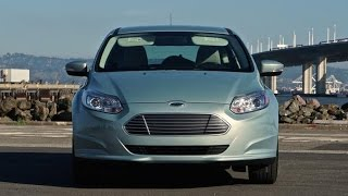 New Car Tech   2015 Ford Focus Electric