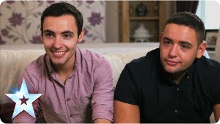 Richard and Adam are living the dream | Britain's Got Talent 2014