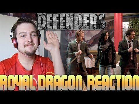 The Defenders Season 1 Episode 4: Royal Dragon Reaction