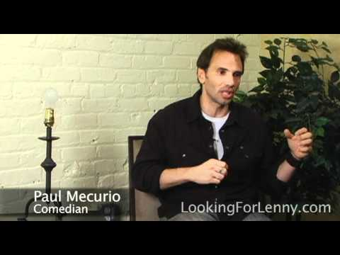 Paul Mecurio - Looking for Lenny: Uncut 01