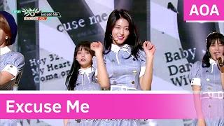 AOA - Excuse me [Music Bank / 2017.02.03]