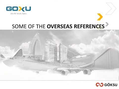 Goxu Company Overseas References