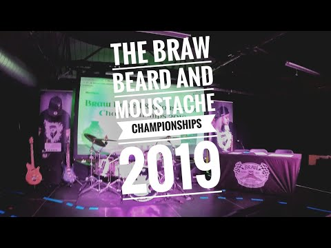 The Braw Beard and Moustache Championships 2019