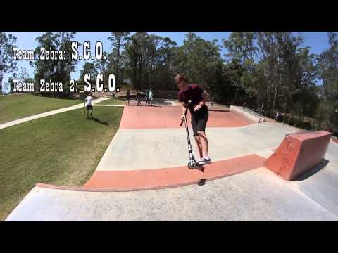 Team Game of Scoot || Underwood Skatepark