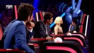 Claudiu Rusu - She will be loved (Maroon 5) - Vocea Romaniei 2014 - Auditii pe nevazute - Editia 7