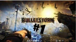 Bulletstorm #1 (кораблекрушения)