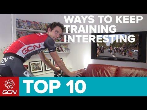 Top 10 Ways To Make Indoor Training More Interesting