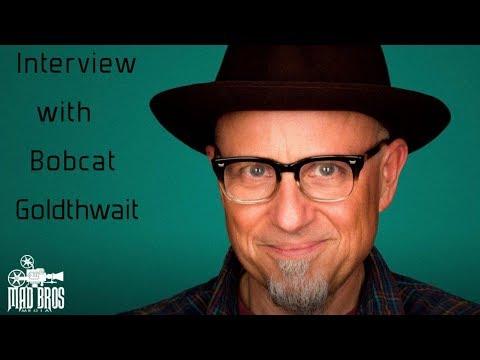 BOBCAT GOLDTHWAIT'S MISFITS AND MONSTERS INTERVIEW 2016
