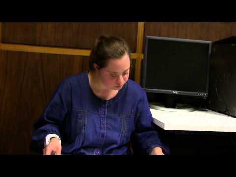 Watch videoSíndrome de Down: Curs periodisme 2014