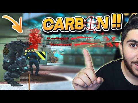 EFSANE CARBON ATTIM!! - SNİPER GAMEPLAY!!  (BlueStacks 4)