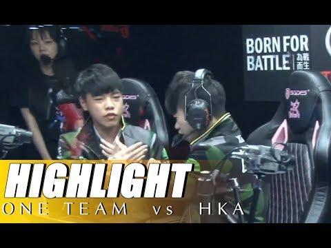 Highlight GCS Spring 2019 | ONE TEAM vs HKA |  KHI TRỢ THỦ ĐÀI LÊN TIẾNG - Thời lượng: 9 phút, 25 giây.