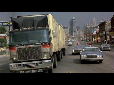 Beverly Hills Cop (1984) - Opening & Truck Chase