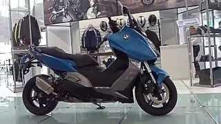 10. BMS 2014 BMW C 600 Sport 647 cc 8v 60 hp 66 Nm @ Brasil Motorcycle Show