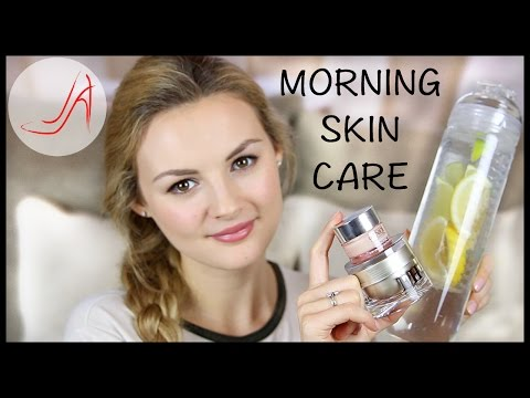 My Morning Skin Care Routine   Niomi Smart